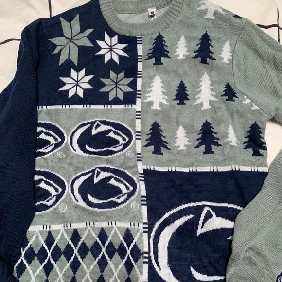 Sweaters Nwt Penn State Ugly Christmas Sweater Poshmark